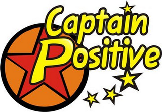 mark for CAPTAIN POSITIVE, trademark #85266206