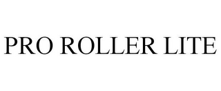 mark for PRO ROLLER LITE, trademark #85267766