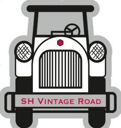 mark for SH VINTAGE ROAD, trademark #85269067