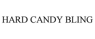 mark for HARD CANDY BLING, trademark #85269242