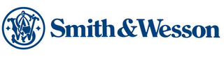 mark for SW SMITH & WESSON, trademark #85270576