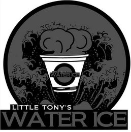 mark for LITTLE TONY'S WATER ICE LITTLE TONY'S WATER ICE, trademark #85270821