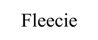 mark for FLEECIE, trademark #85272561