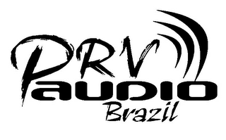mark for PRV AUDIO BRAZIL, trademark #85272789