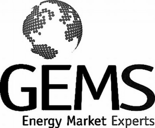 mark for GEMS ENERGY MARKET EXPERTS, trademark #85273064
