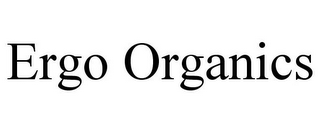 mark for ERGO ORGANICS, trademark #85273298
