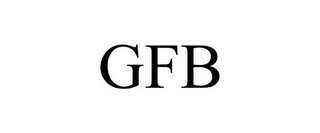 mark for GFB, trademark #85273484