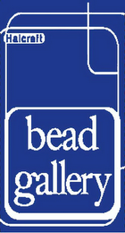 mark for BEAD GALLERY HALCRAFT, trademark #85273570