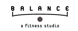 mark for BALANCE A FITNESS STUDIO, trademark #85273601