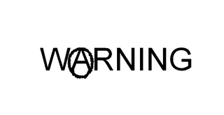 mark for WARNING, trademark #85273957