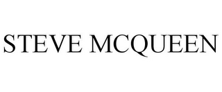 mark for STEVE MCQUEEN, trademark #85273965