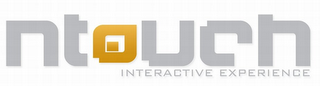 mark for NTOUCH INTERACTIVE EXPERIENCE, trademark #85274630