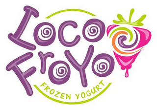 mark for LOCO FROYO, trademark #85275033