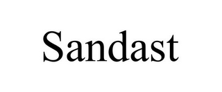 mark for SANDAST, trademark #85275425