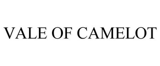 mark for VALE OF CAMELOT, trademark #85275431