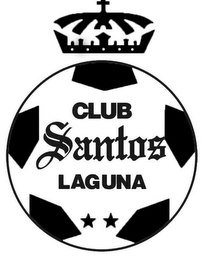mark for CLUB SANTOS LAGUNA, trademark #85275627
