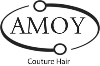 mark for AMOY COUTURE HAIR, trademark #85276616