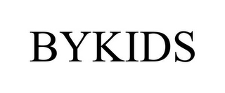 mark for BYKIDS, trademark #85276641