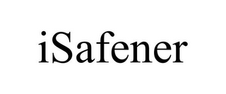 mark for ISAFENER, trademark #85276786