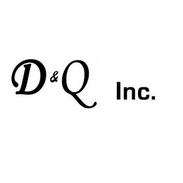 mark for D & Q INC., trademark #85277227