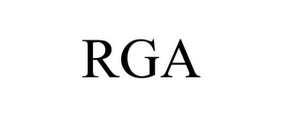 mark for RGA, trademark #85277270