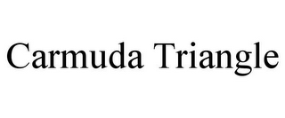 mark for CARMUDA TRIANGLE, trademark #85277852