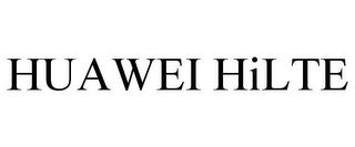mark for HUAWEI HILTE, trademark #85278271