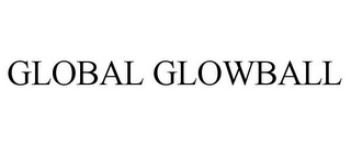 mark for GLOBAL GLOWBALL, trademark #85278748