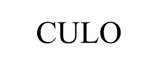mark for CULO, trademark #85278900