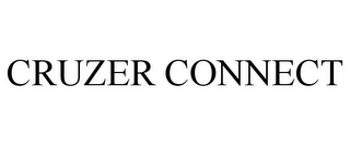 mark for CRUZER CONNECT, trademark #85278944