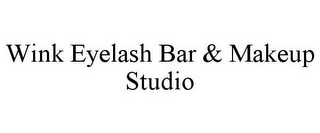 mark for WINK EYELASH BAR & MAKEUP STUDIO, trademark #85279310