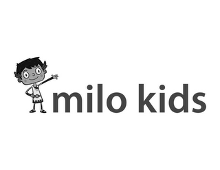 mark for MILO KIDS, trademark #85279730