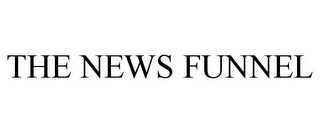 mark for THE NEWS FUNNEL, trademark #85279918