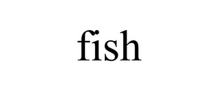mark for FISH, trademark #85279924