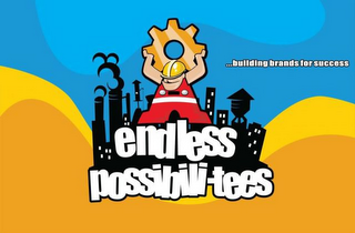 mark for ENDLESS POSSIBILI-TEES ...BUILDING BRANDS FOR SUCCESS, trademark #85280416