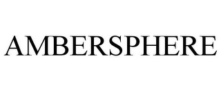 mark for AMBERSPHERE, trademark #85280497