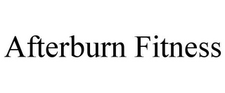 mark for AFTERBURN FITNESS, trademark #85280742