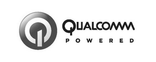 mark for Q QUALCOMM POWERED, trademark #85281152