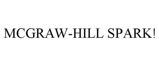 mark for MCGRAW-HILL SPARK!, trademark #85281243