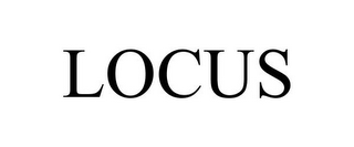 mark for LOCUS, trademark #85281691