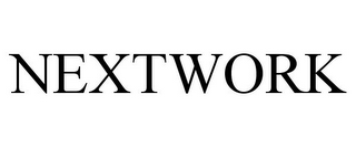 mark for NEXTWORK, trademark #85281998