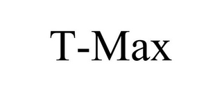 mark for T-MAX, trademark #85282127