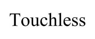 mark for TOUCHLESS, trademark #85282138