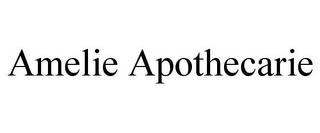 mark for AMELIE APOTHECARIE, trademark #85282781