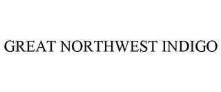 mark for GREAT NORTHWEST INDIGO, trademark #85282968