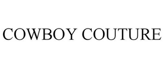 mark for COWBOY COUTURE, trademark #85283981