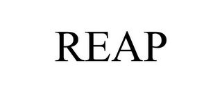 mark for REAP, trademark #85285671