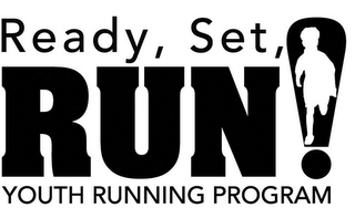 mark for READY, SET, RUN! YOUTH RUNNING PROGRAM, trademark #85287542