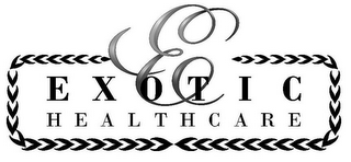 mark for E EXOTIC HEALTHCARE, trademark #85287810