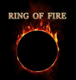 mark for RING OF FIRE, trademark #85288112